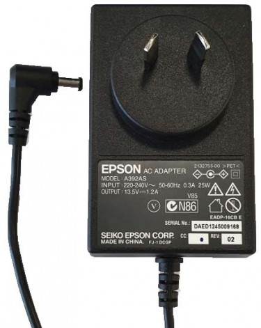 Epson scanner AC adapter