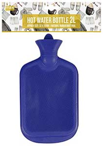 Paramount Mer Hot Water Bottle 2l blue