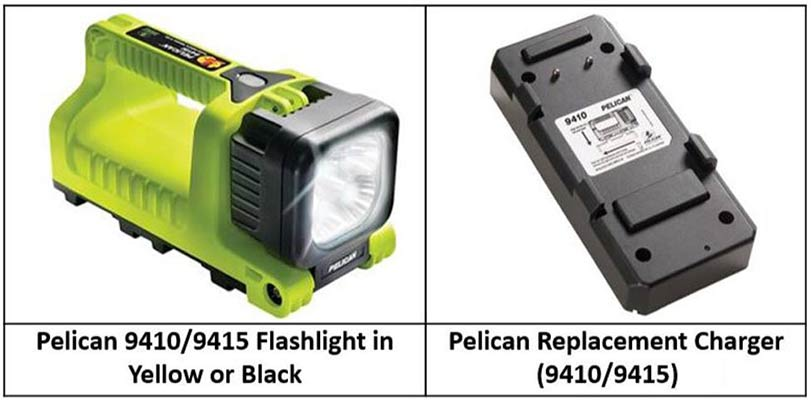 Pelican NiMH Flashlight