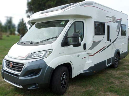 Roller Team Motorhomes Nationwide RV3