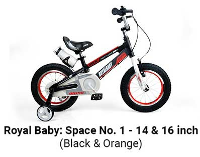 RoyalBaby childrens bicycle image 10