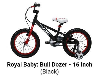RoyalBaby childrens bicycle image 1