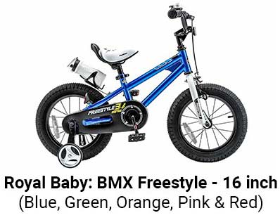 RoyalBaby childrens bicycle image 2