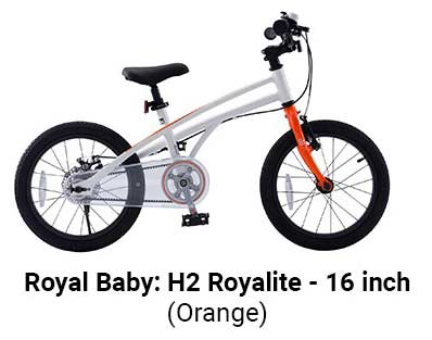 RoyalBaby childrens bicycle image 3