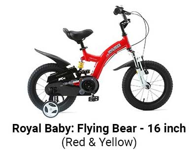 RoyalBaby childrens bicycle image 4