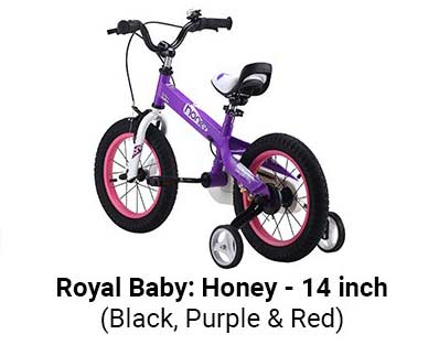 RoyalBaby childrens bicycle image 6