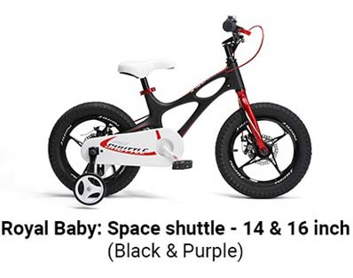 RoyalBaby childrens bicycle image 9