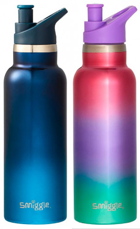 Smiggle Stainless Steel Drink Bottle