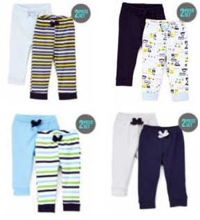 Sweet and Soft Pants 2 Pack2