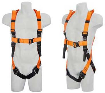 LINQ Essential Harness with Quick Release Buckles 3